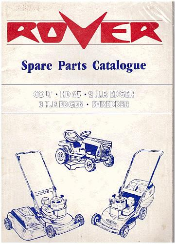 manuals mowers rh ozwrenches com rover lawn mower parts list rover lawn mower parts